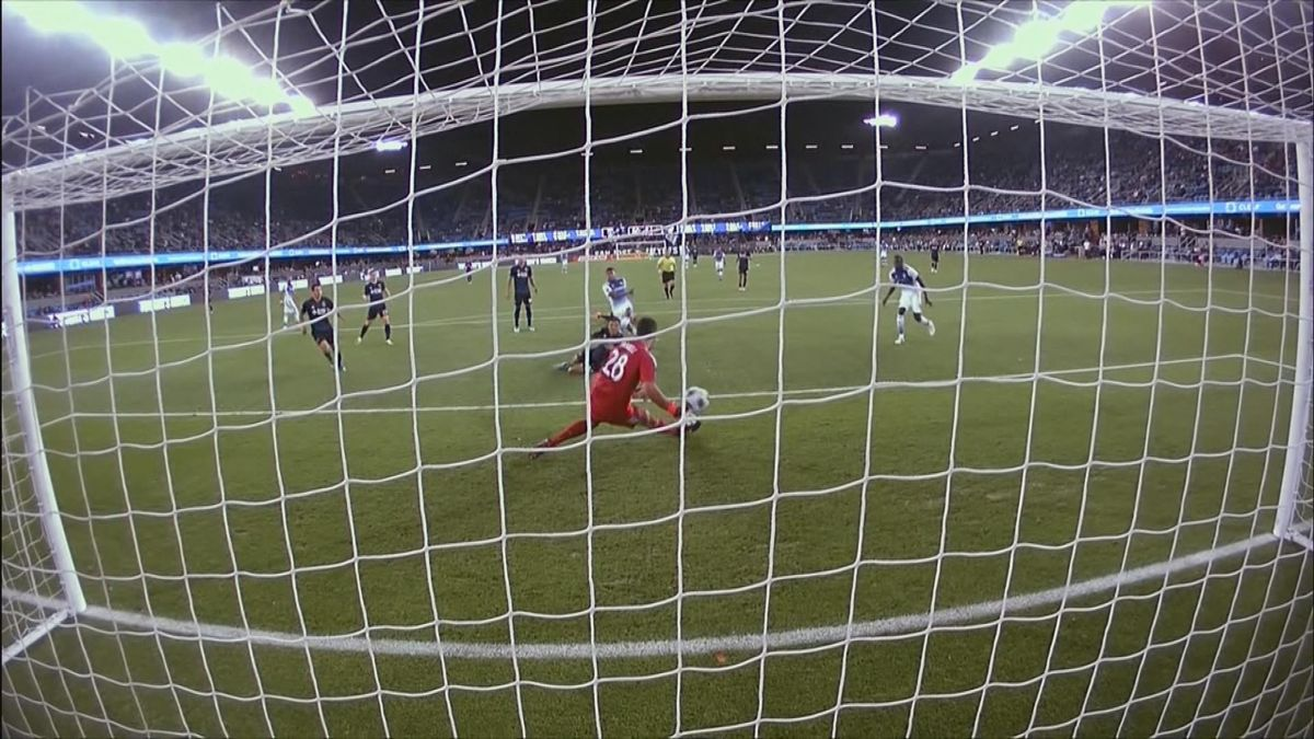 MLS Highlights : San Jose Earthquakes v Fc Dallas