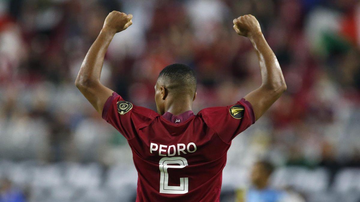 Pedro Miguel Gold Cup Katar
