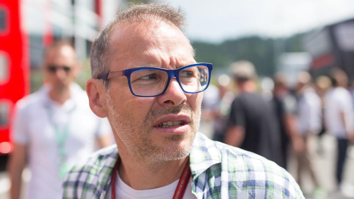 Jacques Villeneuve -  GP of Austria 2017
