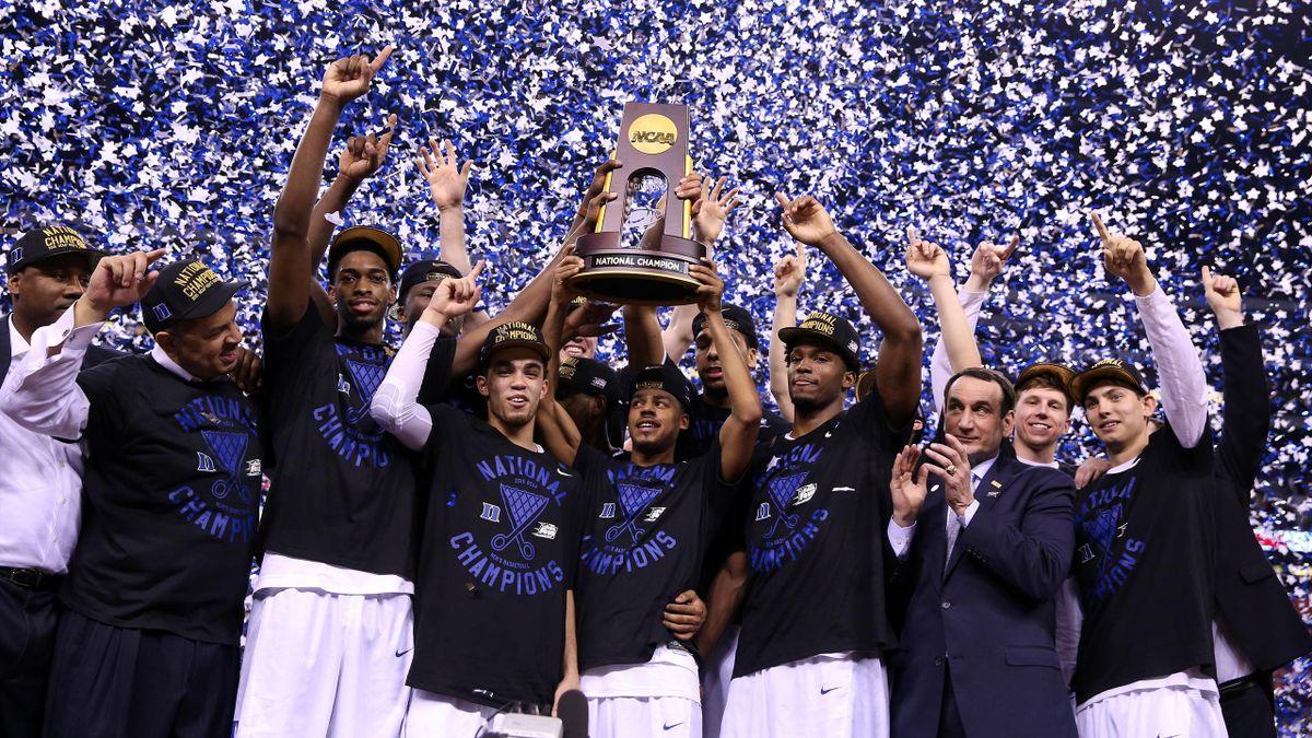 Duke, champion NCAA 2015