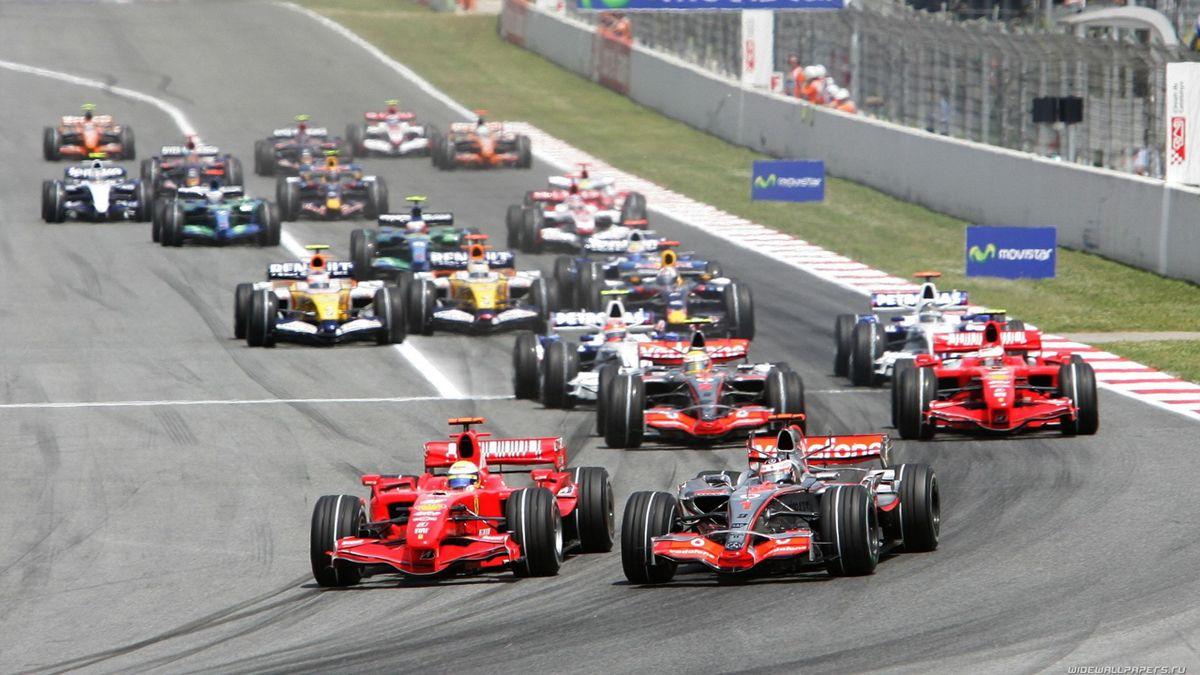 F1: Гран-при России