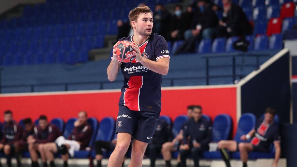 Luc Steins Paris St. Germain | Handball | ESP Player Feature