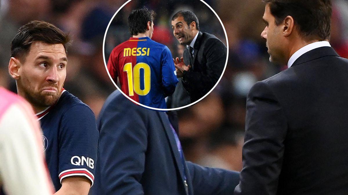 Messi, Pochettino, Guardiola