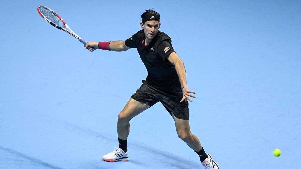 ATP Finals final - Daniil Medvedev v Dominic Thiem: LIVE