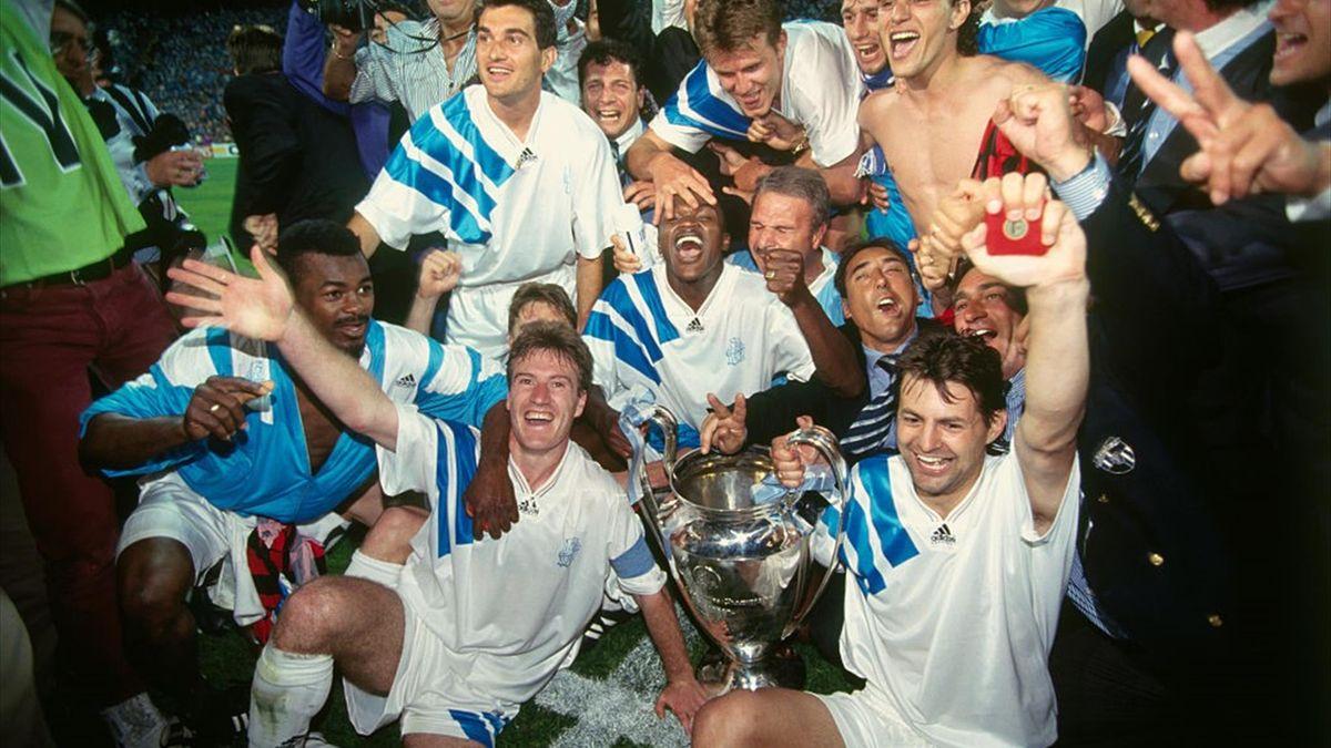 Finala UEFA Champions League 1993: Marseille - AC Milan 1-0