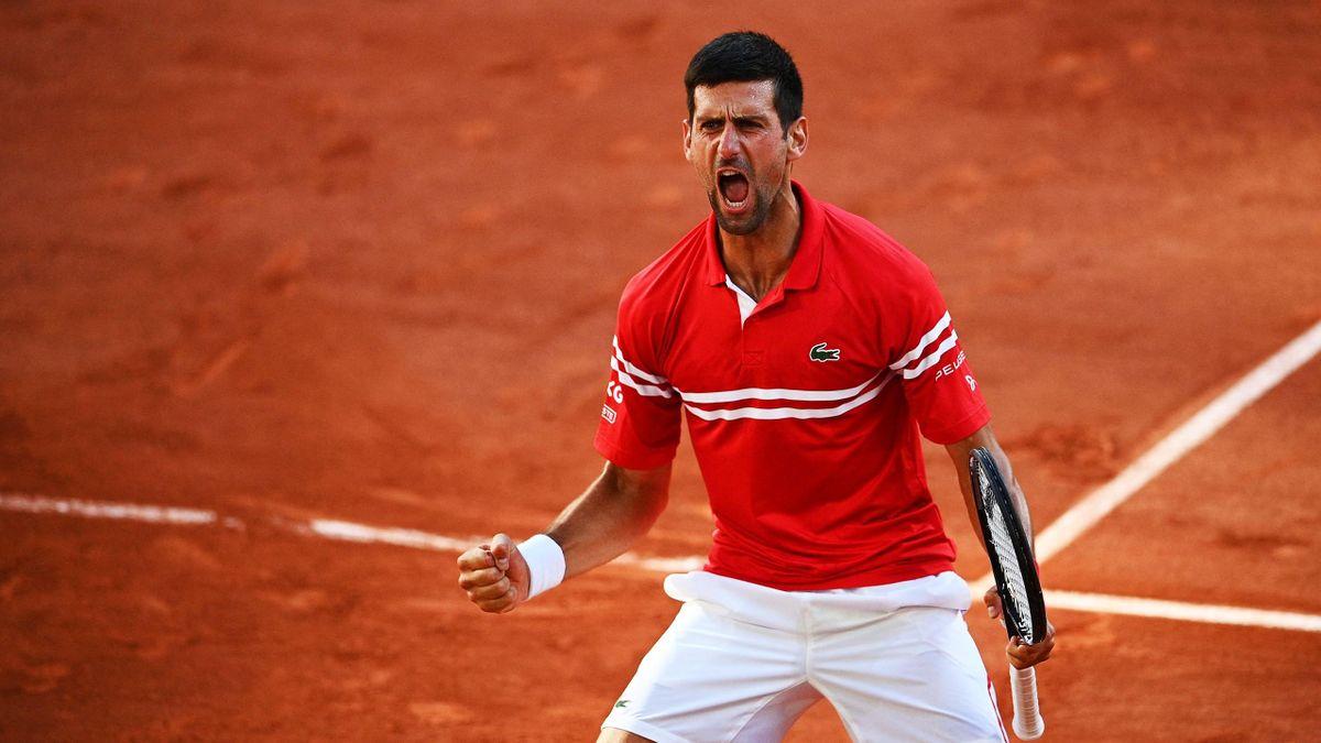Novak Djokovic gewinnt die French Open 2021