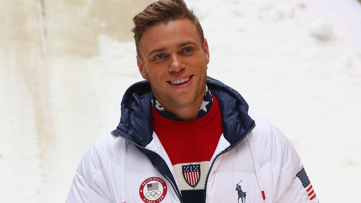 Ski-Freestyler Gus Kenworthy