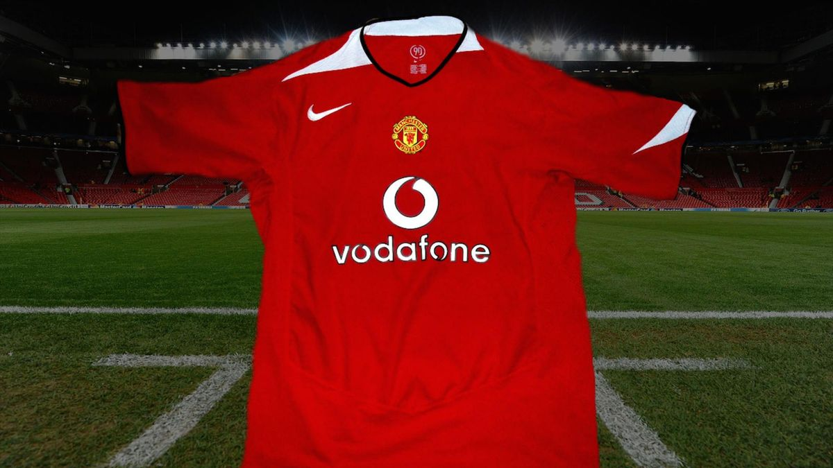Джерси «Манчестер Юнайтед»