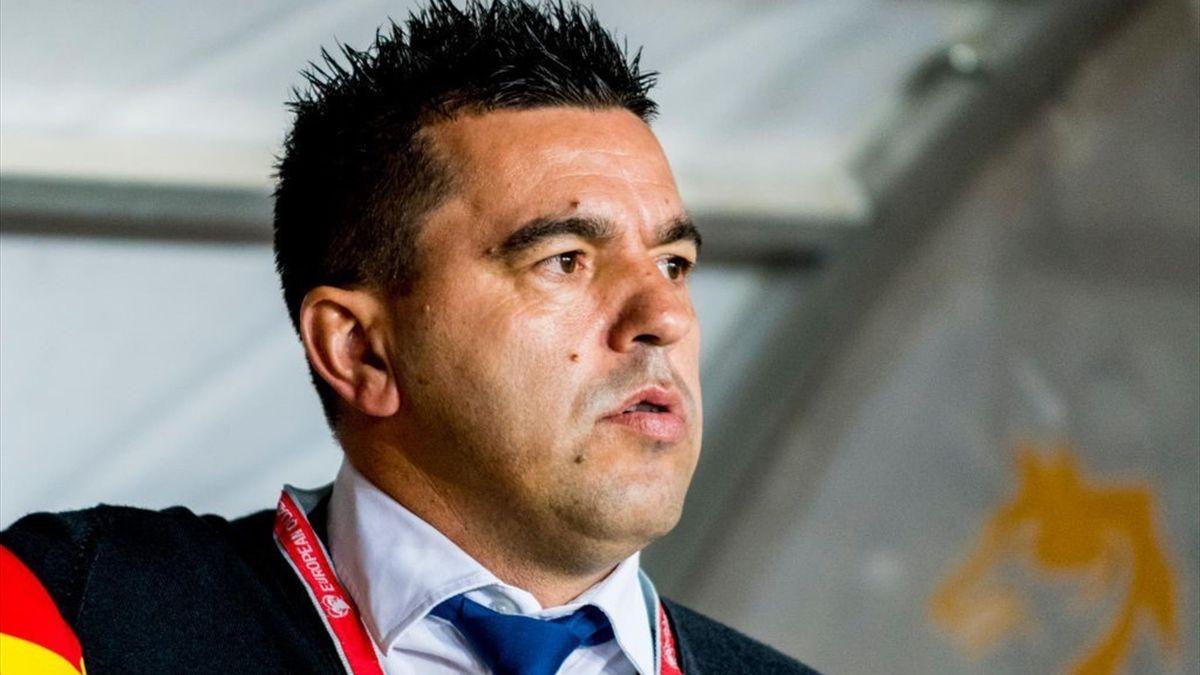 Cosmin Contra, tehnicianul lui Dinamo