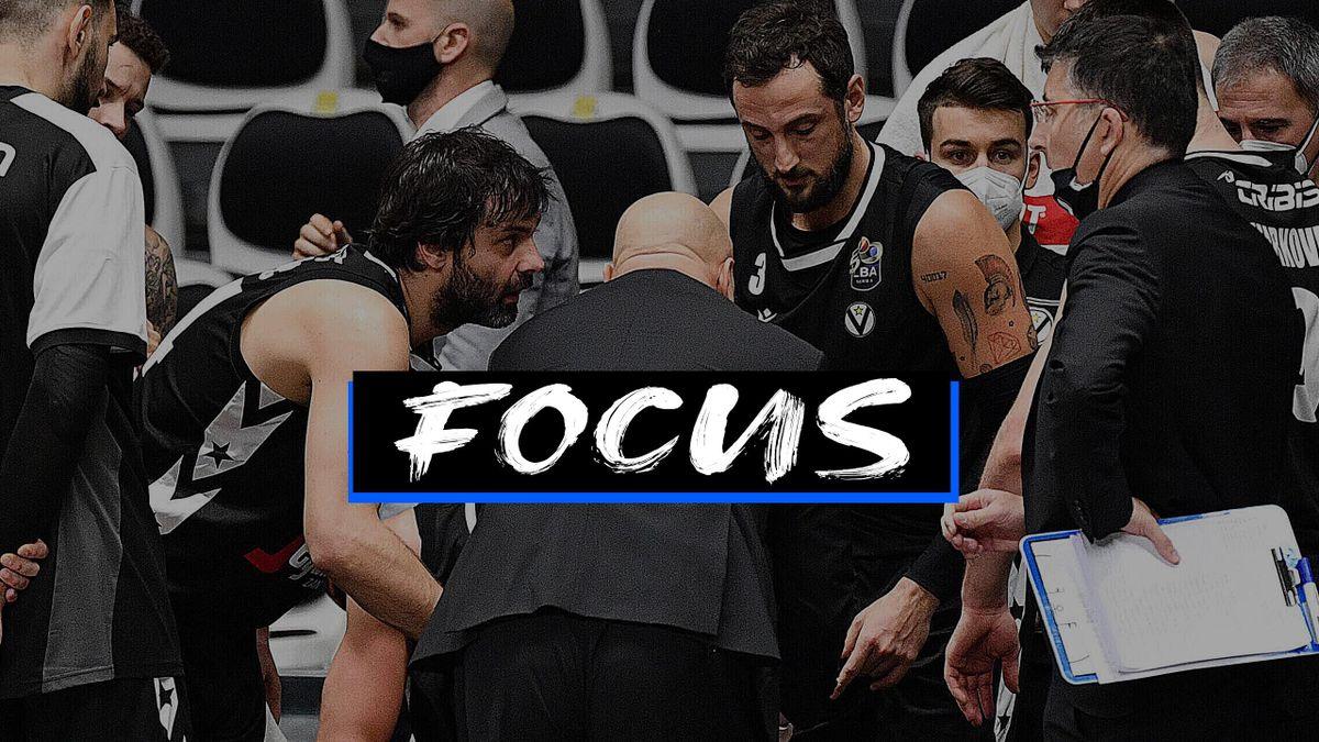 Milos Teodosic, Marco Belinelli, Sasha Djordjevic, Virtus Segafredo Bologna, 2020-21