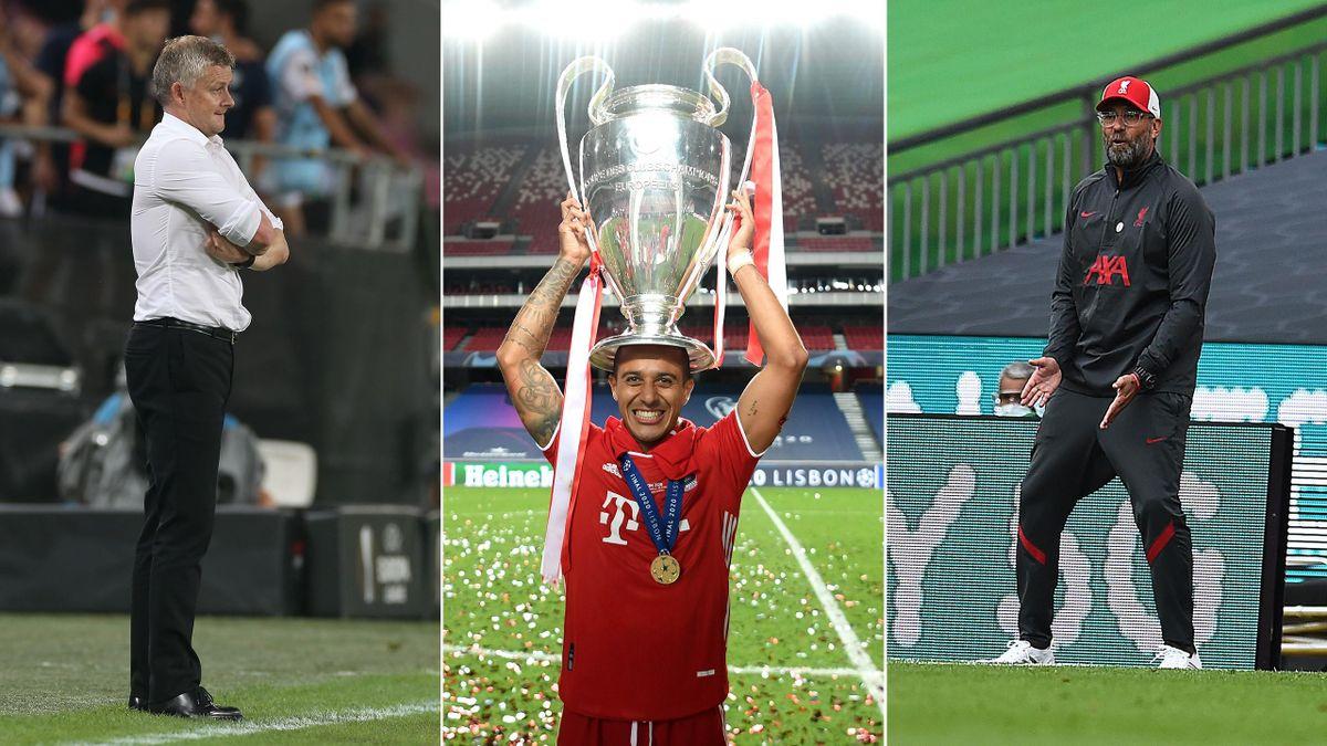 Could Thiago Really Join Man Utd Instead Of Liverpool Eurosport