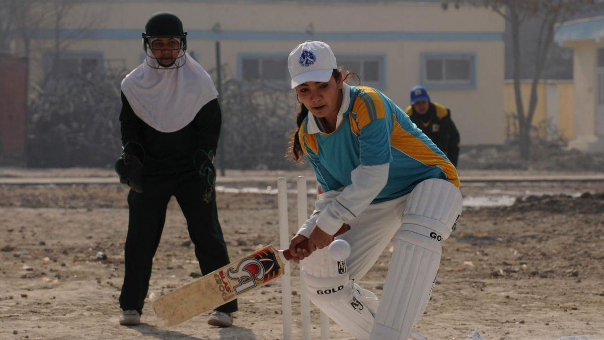 Крикет в Афганистане