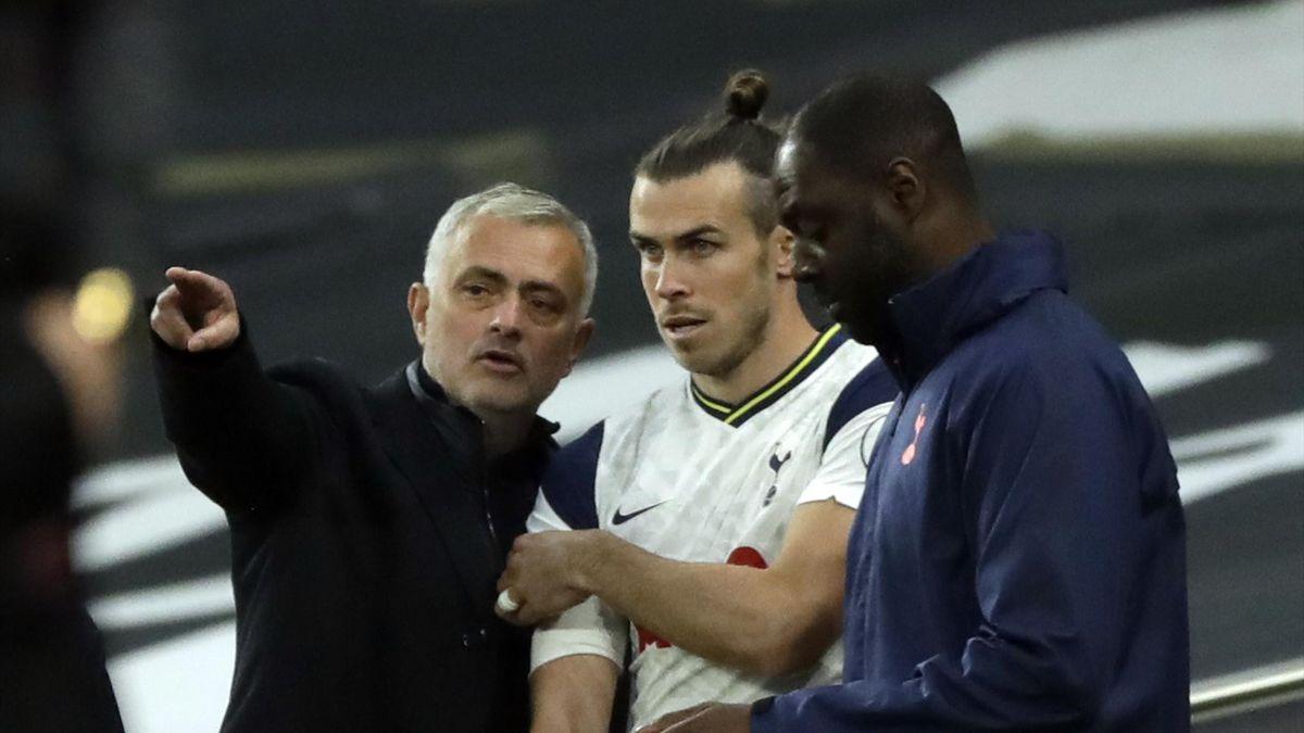 Jose Mourinho Gareth Bale