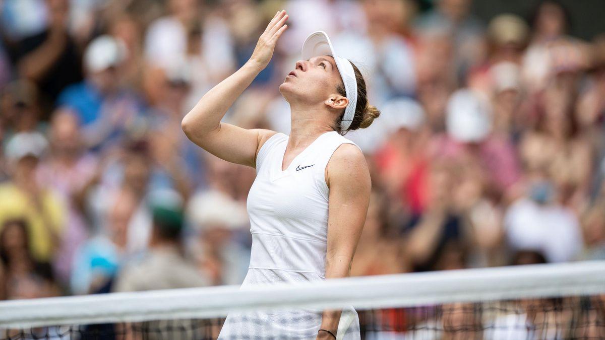 Simona Halep nie zagra w Wimbledonie