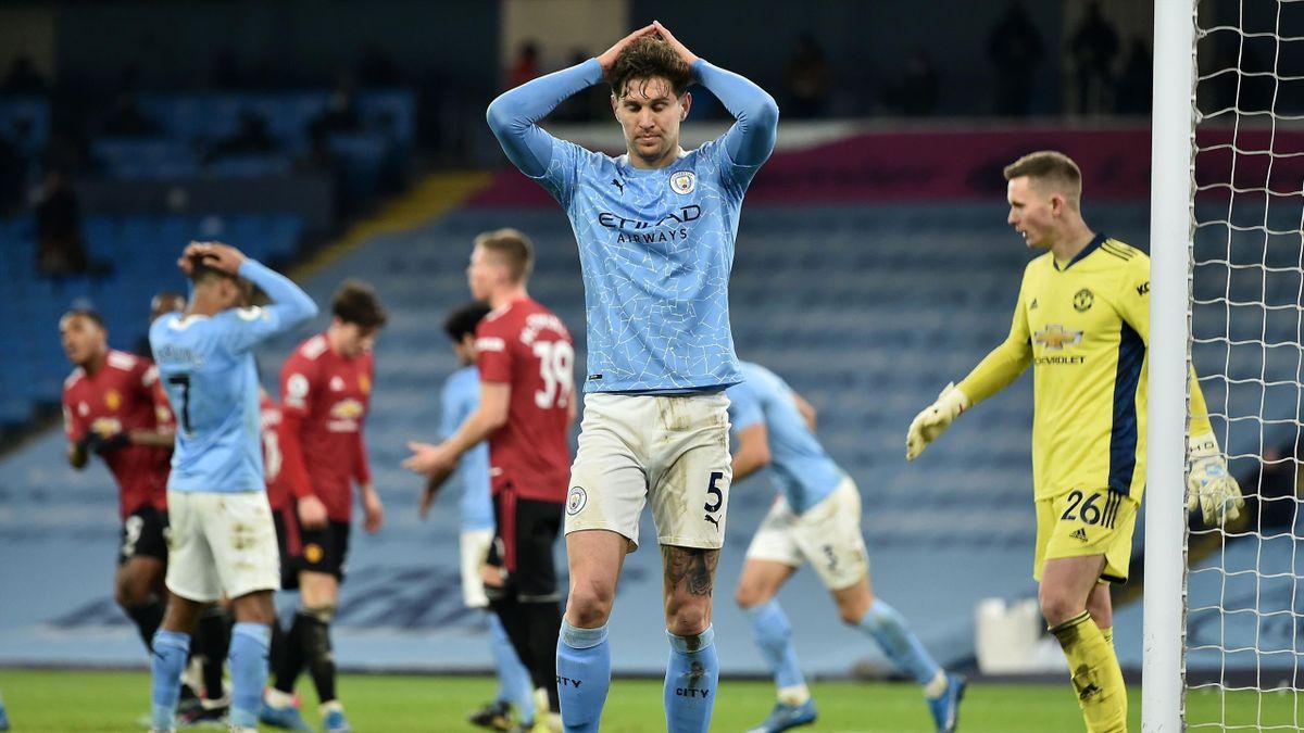 John Stones von Manchester City