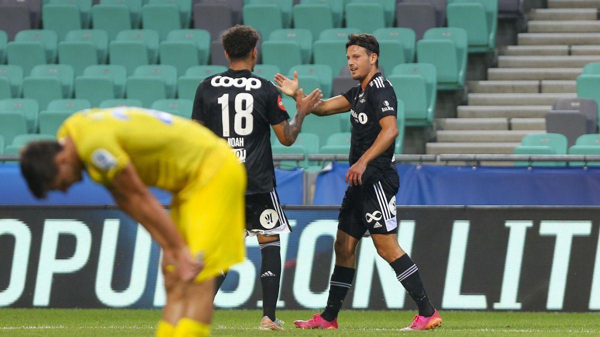 Noah Holm og Stefano Vecchia snudde kampen for RBK