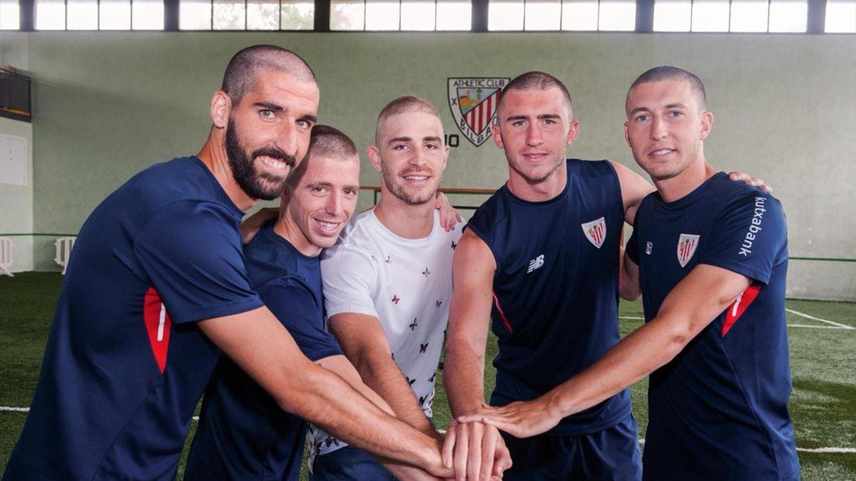 Yeray Alvarez, Athletic Bilbao (@Atheltic Club)