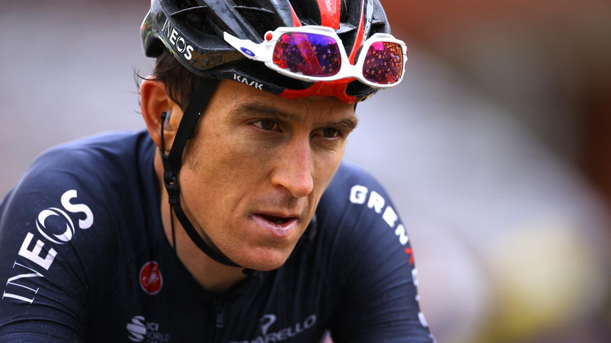 Geraint Thomas will be chasing gold on Saturday for Team GB in the men's road race