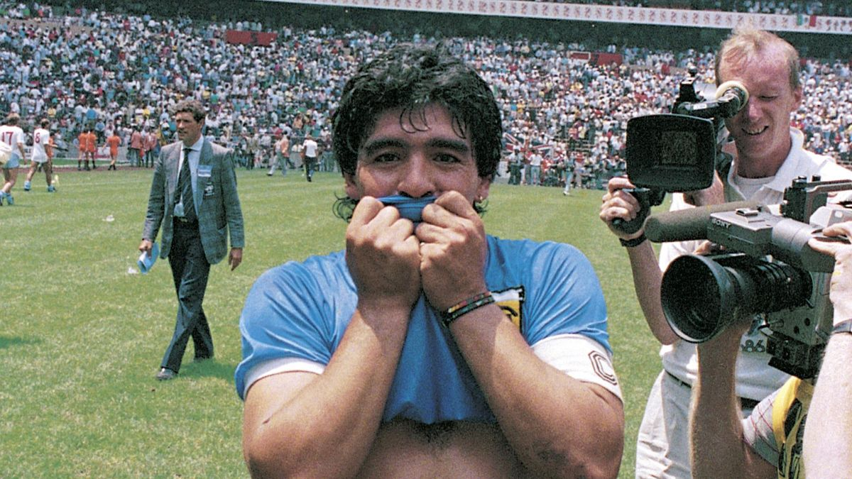 Maradona's genius came at a terrible price, but in his suffering he found greatness