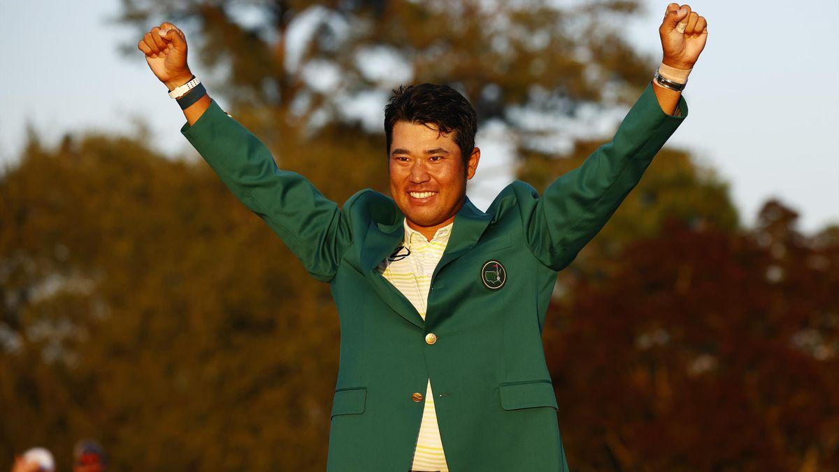 Hideki Matsuyama gewinnt das Masters 2021