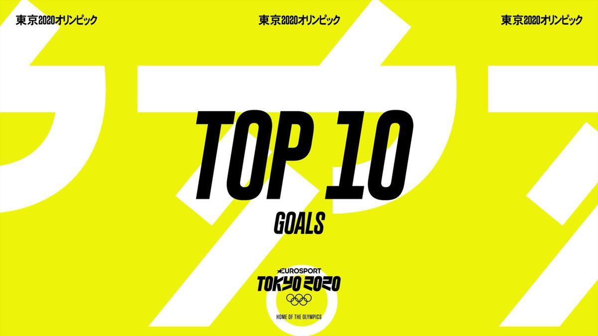 Tokyo 2020   De 10 mooiste goals van het olympisch voetbaltoernooi