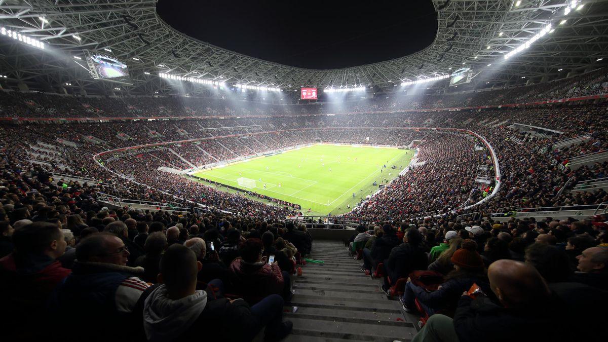 Puskas Arena Budapesta