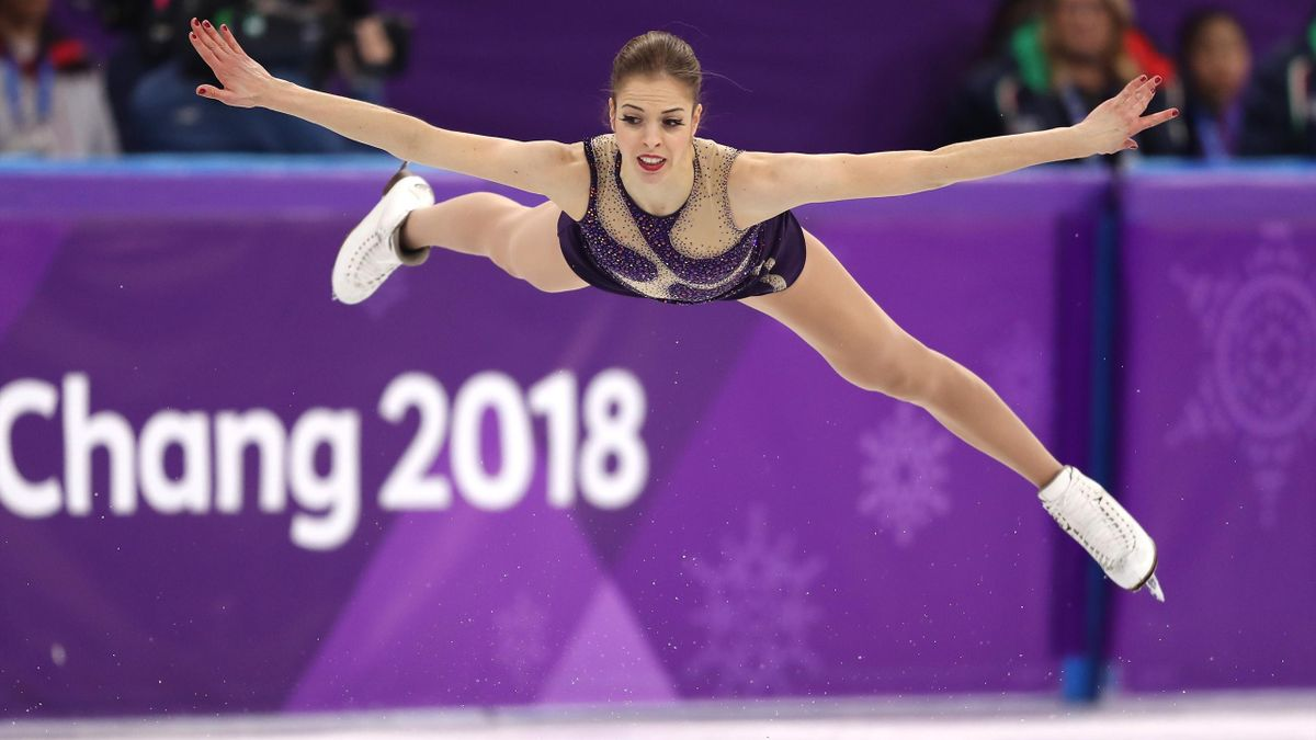 Carolina Kostner - PyeongChang 2018