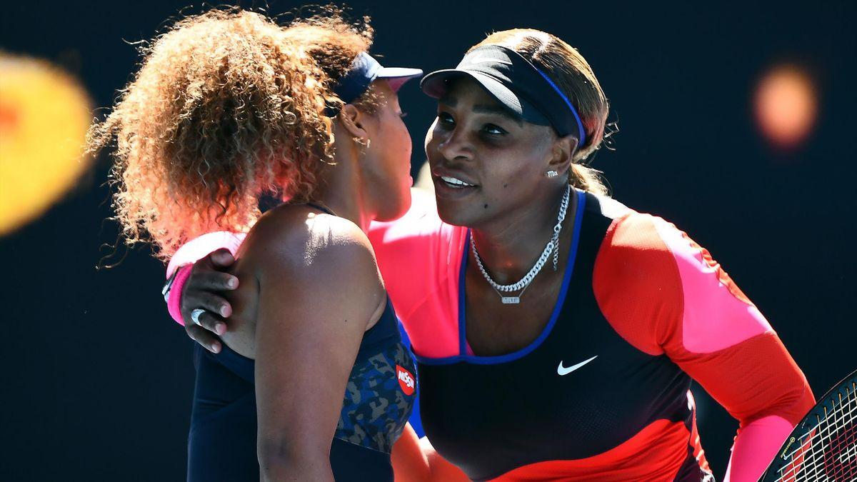 Highlights: Clinical Osaka ends Serena run and reaches final