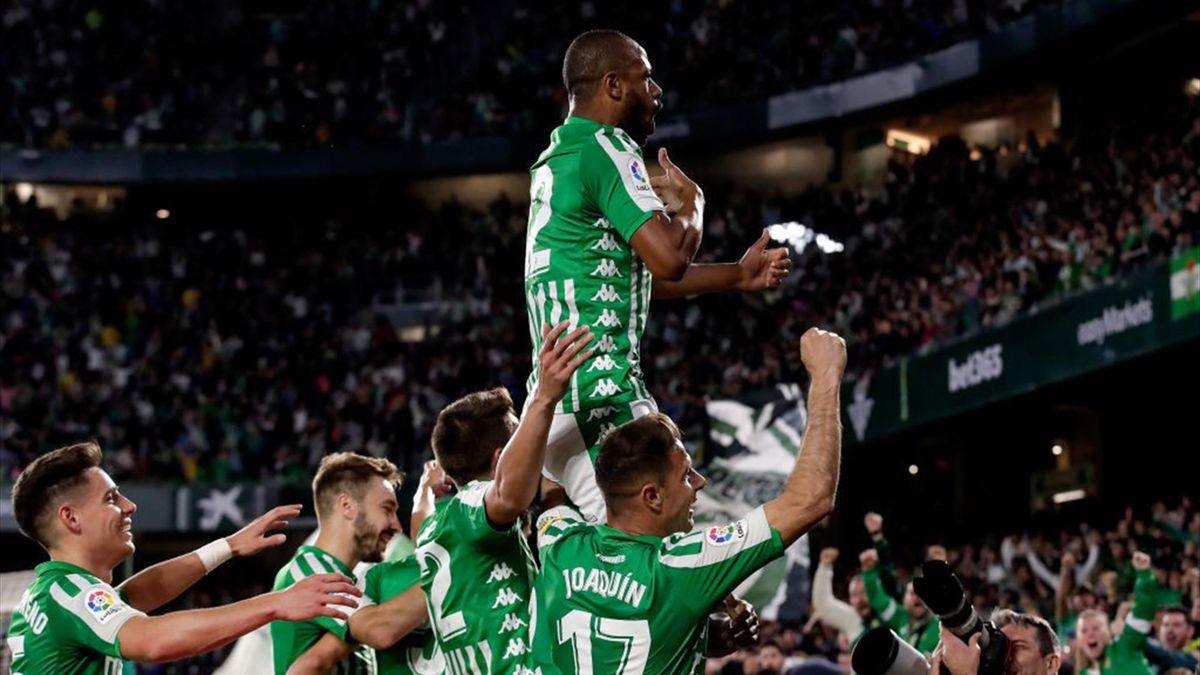 Betis Sevilla ärgert Real Madrid