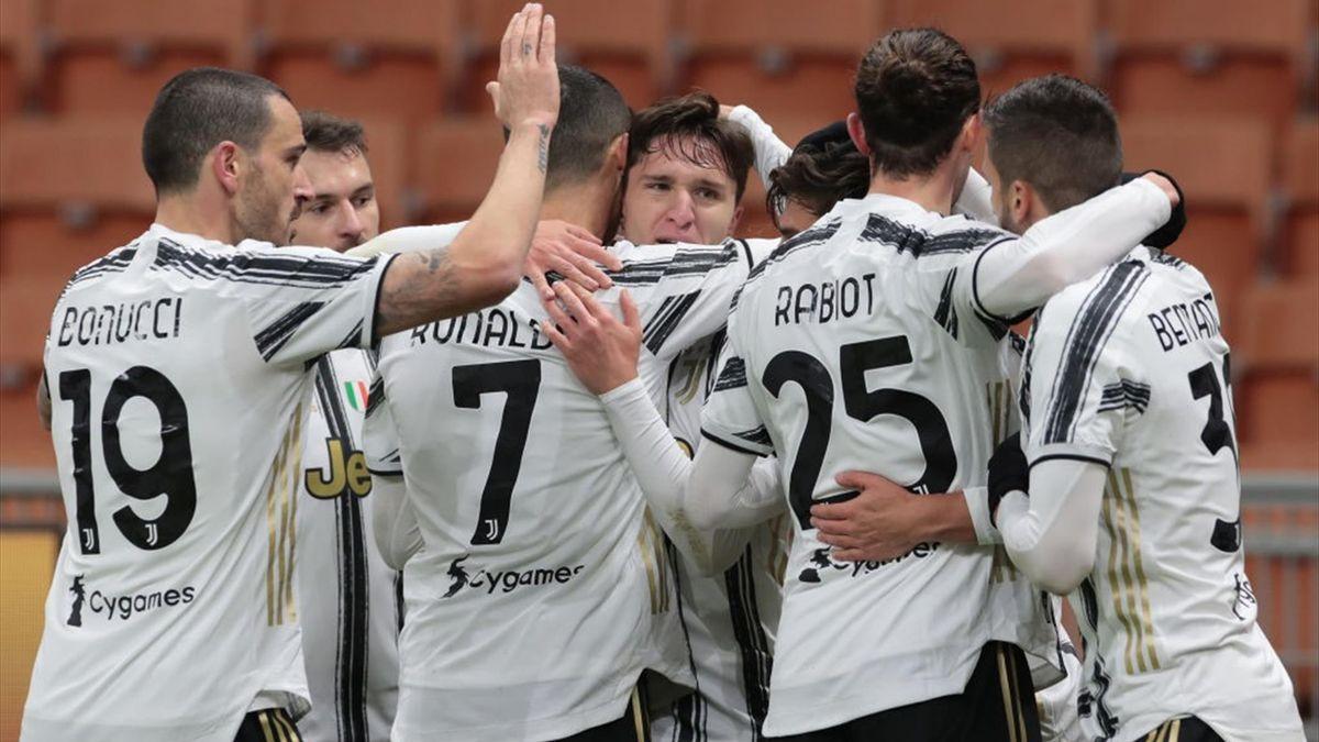 Milan-Juventus Serie A 2020-21
