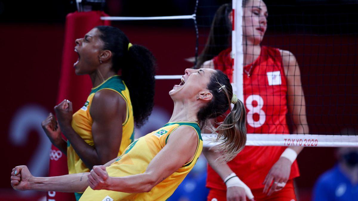 Россия – Бразилия, ОИ-2020