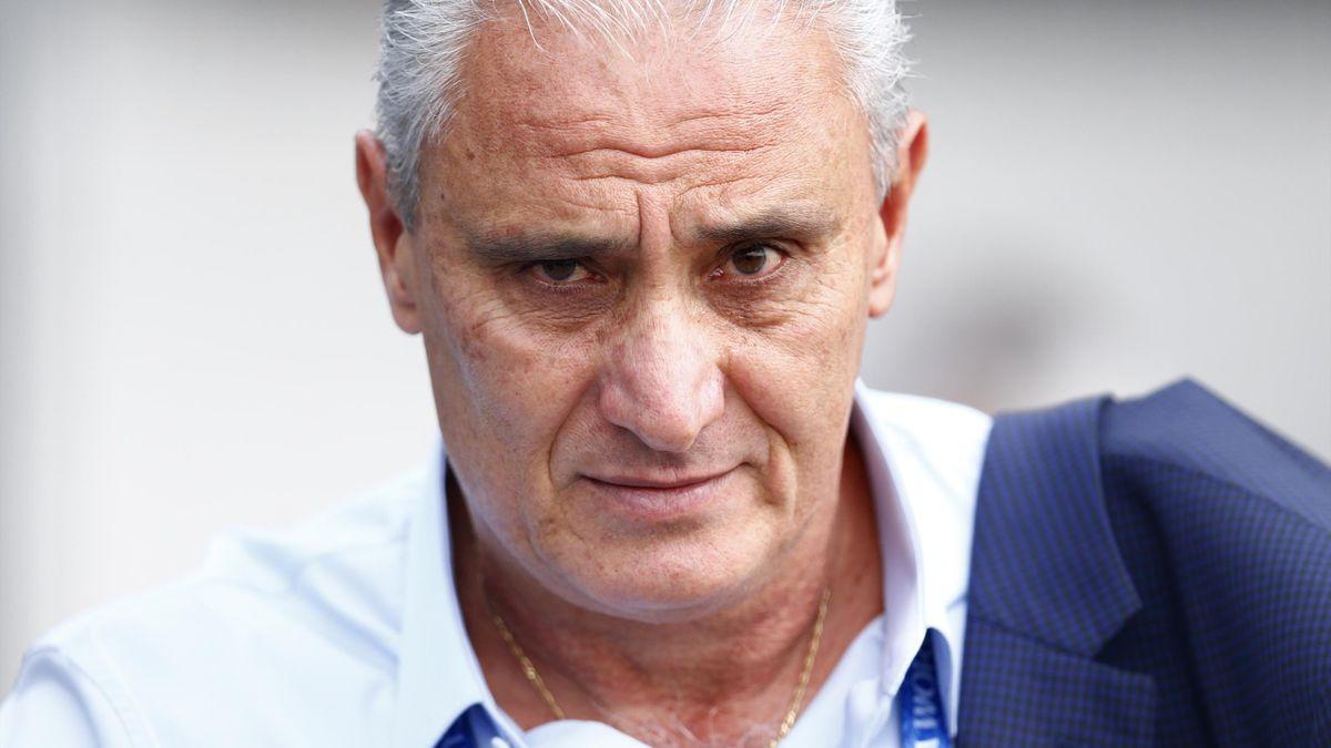 Bleibt im Amt: Brasiliens Trainer Tite