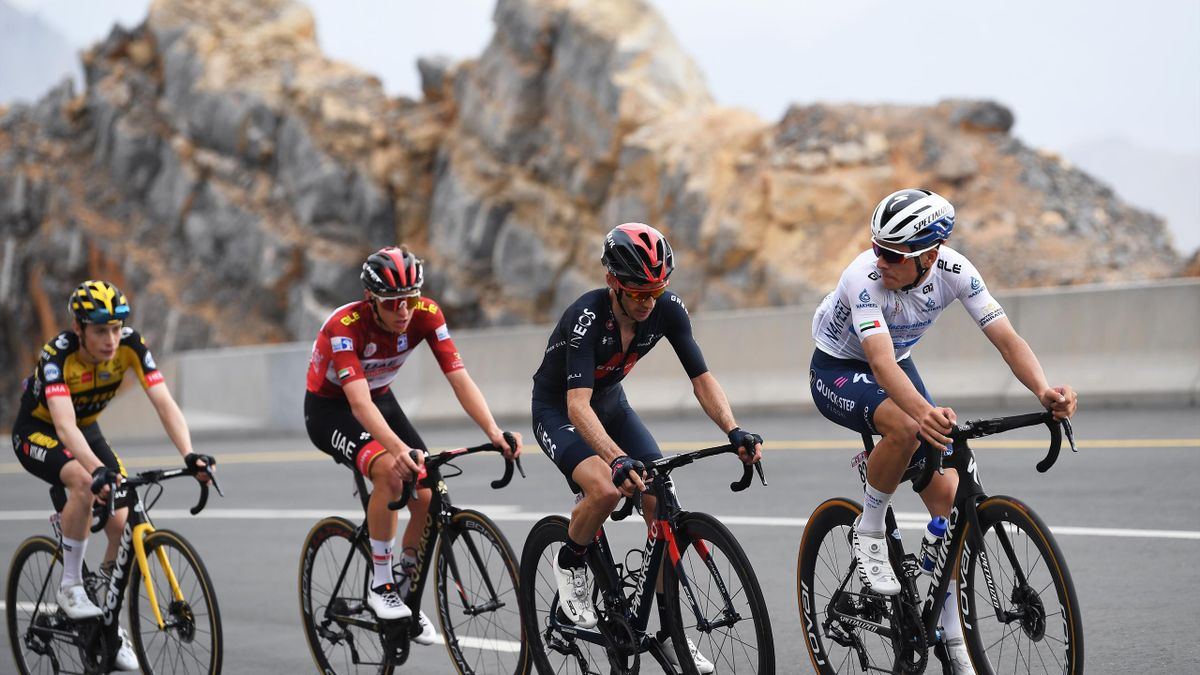 UAE Tour 2021 Stage 5 | Cycling | ESP Player Feature