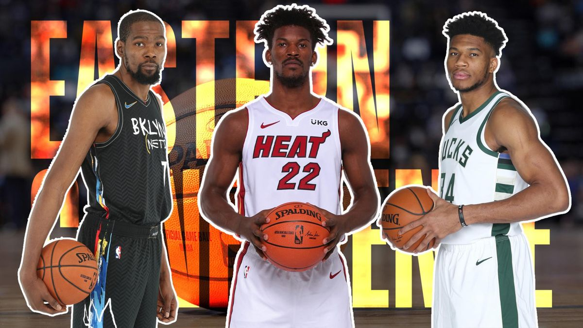 Eastern Conference preview, Kevin Durant, Jimmy Butler, Giannis Antetokounmpo