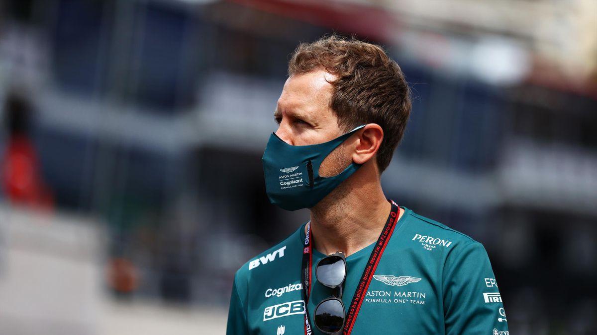 Sebastian Vettel fuhr in Monaco auf einen starken fünften Platz