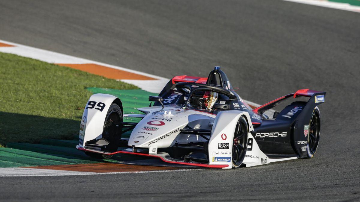 Pascal Wehrlein - Porsche