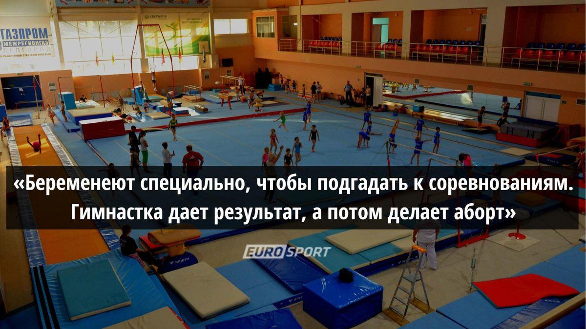 КВУ Спортивная гимнастика