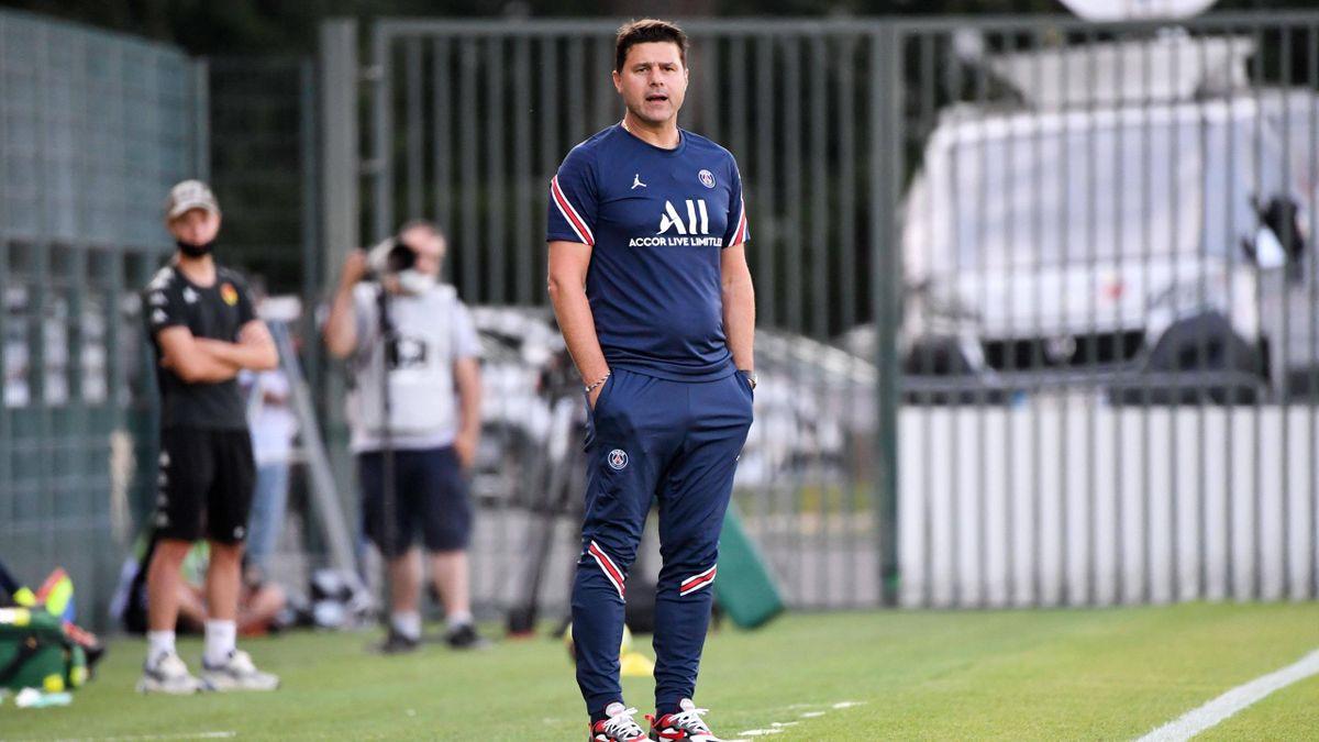 Mauricio Pochettino prolonge au Paris Saint-Germain