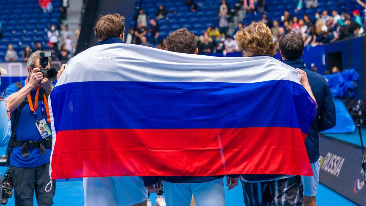 Русские теннисисты – победители ATP Cup