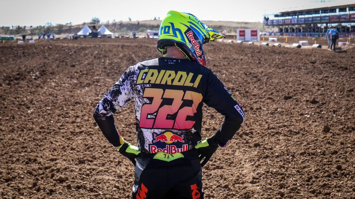 Tony Cairoli nel 2020 ha chiuso la stagione al terzo posto in classifica generale alle spalle di Tim Gajser e Jeremy Seewer, Imago