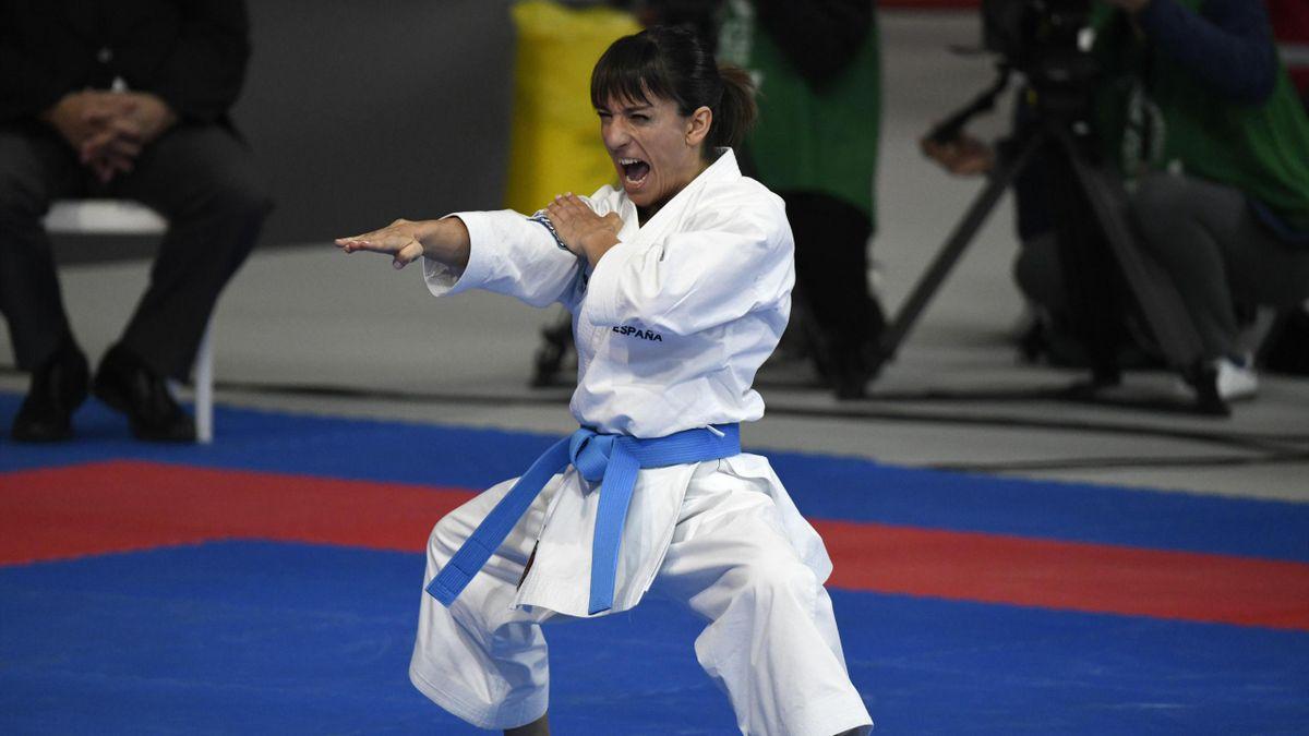 Sandra Sánchez, karateca