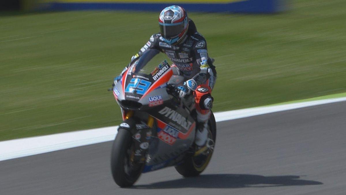 Moto Gp Italy - Moto 2 Q2 - Finish of the race