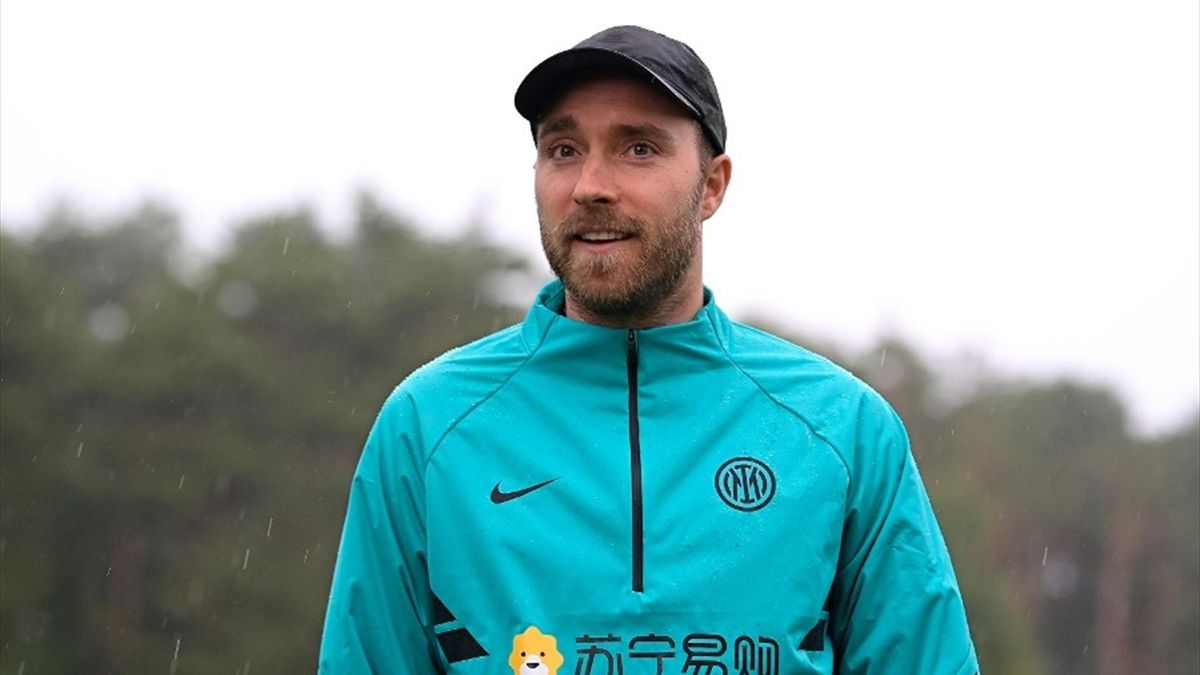 Christian Eriksen - Inter - 2021 (foto www.inter.it)