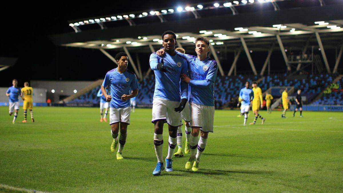 Jayden Braaf (Manchester City)