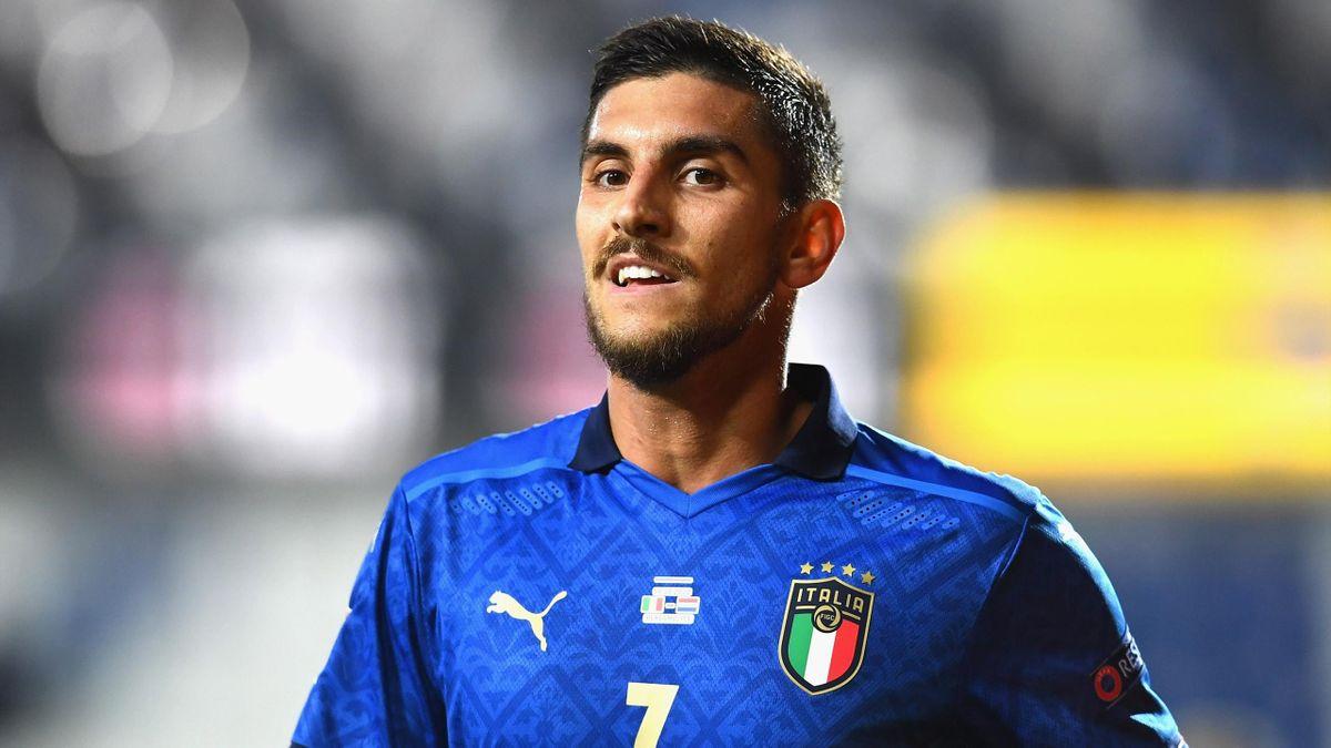Lorenzo Pellegrini, Nazionale Italiana, Getty Images