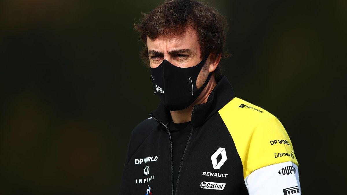Fernando Alonso effectuera son retour en F1 en 2021 avec Renault.