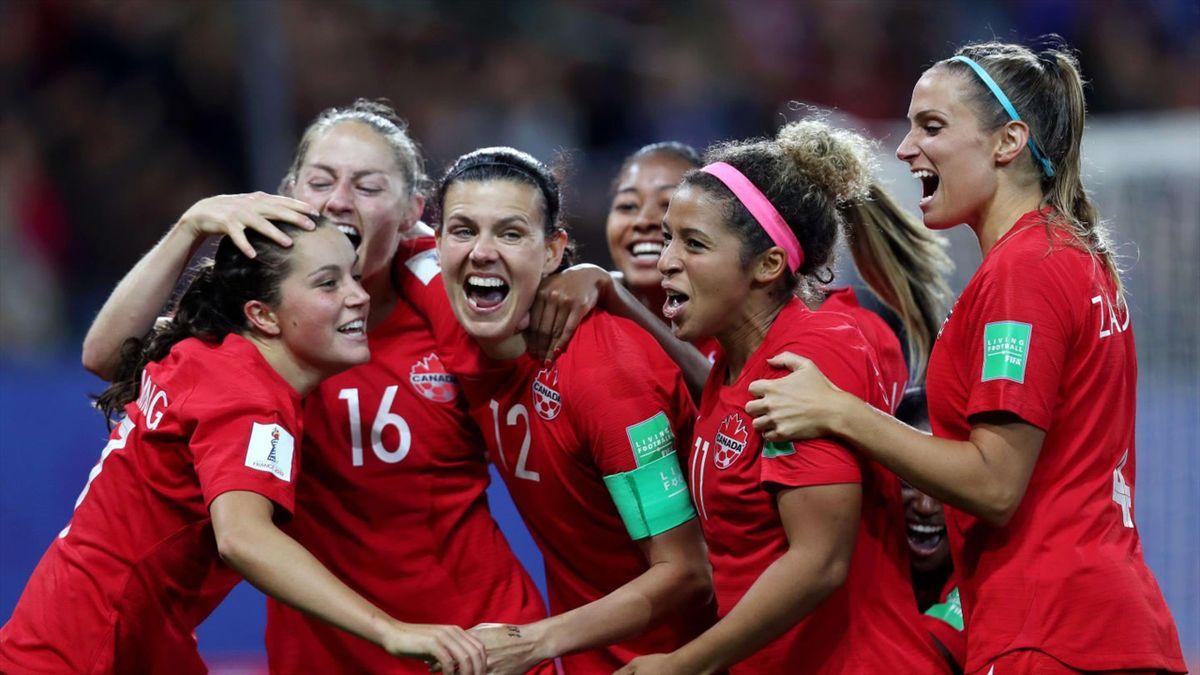 Kanada, 2019 Kadınlar Futbol Dünya Kupası