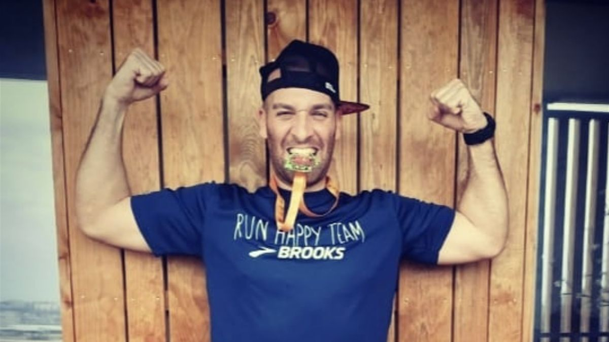 Elisha Nochomovitz - Marathon