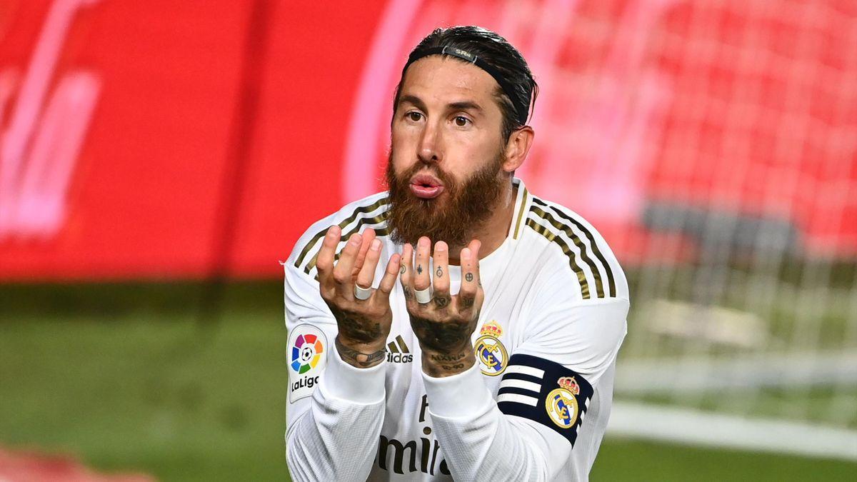 Sergio Ramos, căpitanul lui Real Madrid