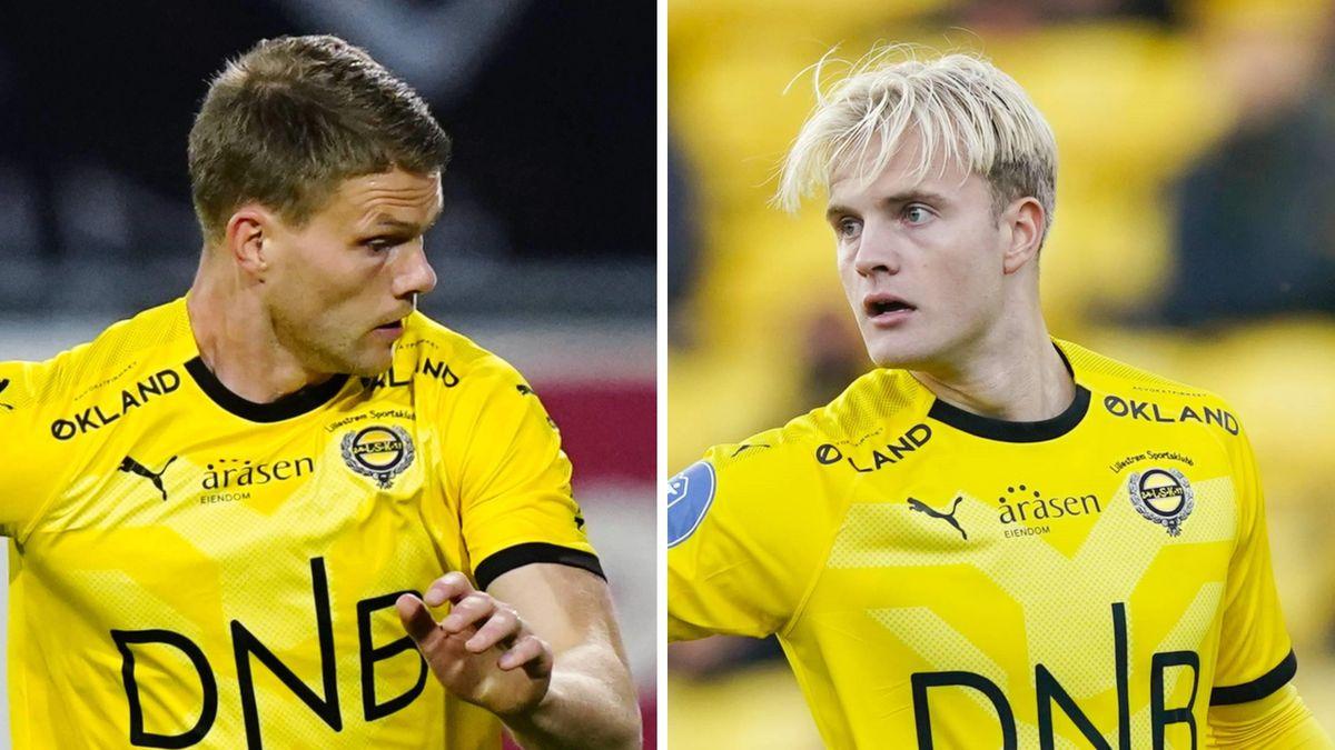 Björn Bergmann Sigurdarson og Jonatan Braut Brunes blir værende i Lillestrøm